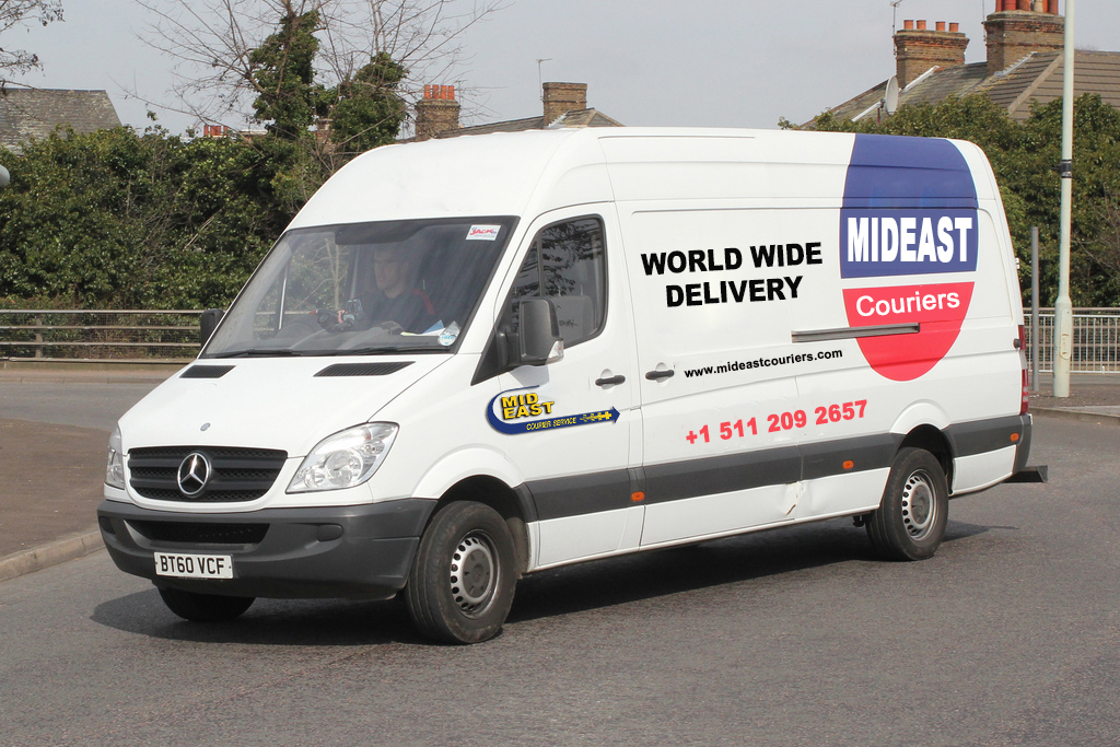 MID EAST COURIERS – Leading Company in Shipping and Logistics
